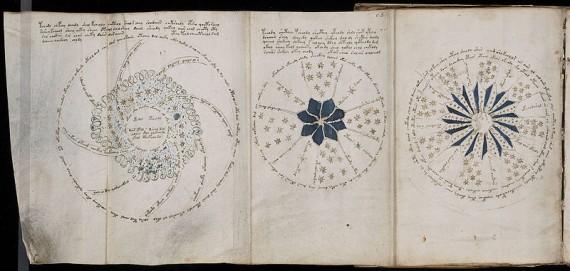 Voynich Flower Images